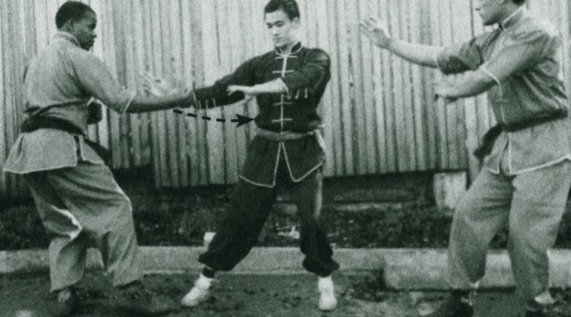 Jesse Glover, Bruce Lee and Jim DeMile