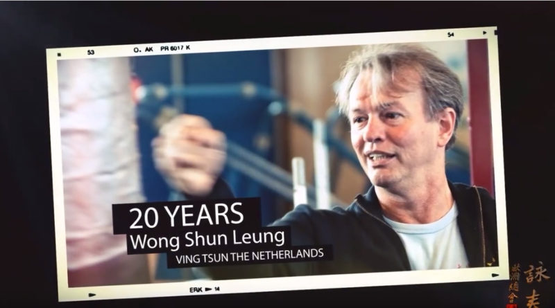20 Years Wong Shun Leung Ving Tsun ( Wing Chun) Kung Fu the Netherlands