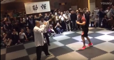 Tai Chi vs MMA: the fight everyone is talking about