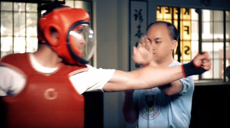 The Power of Wing Chun | Beating the Backfist (Ep 5)