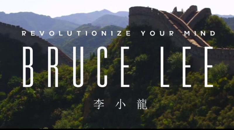 Bruce Lee - Revolutionize Your Mind