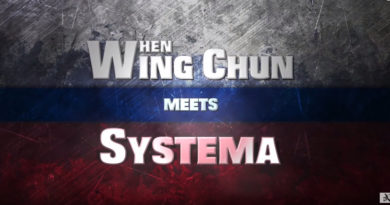 Wing Chun (詠春) meet Systema (西斯特玛) by Sifu Leo Au Yeung (Full HD)