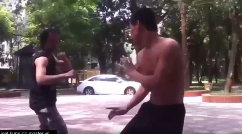 Wing Chun vs JKD and Taekwondo
