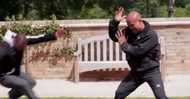 is wing chun effective in street fight by master Wong
