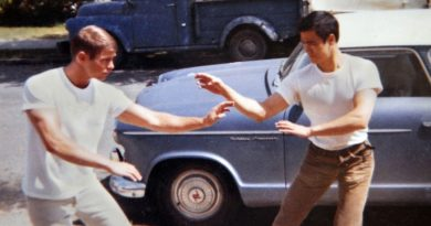 Bruce Lee's student that you've never heard of