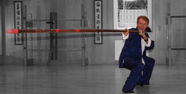 Wing Chun demonstrated by Philipp Bayer
